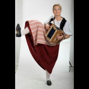 Barbara Klossner - Die jodelnde Mutter Helvetia
